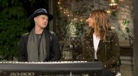 Ashley Tisdale and Lucas Grabeel sing 'What I've Been Looking For' from 'High School Musical' ten years later