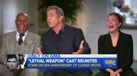 'Lethal Weapon' Cast Reunion