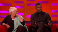 Judi Dench and Jamie Foxx interview at 'The Graham Norton Show'