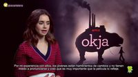 https://www.movienco.co.uk/trailers/interview-lily-collins-okja/