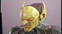 'Spider-Man' Green Goblin first mask tests
