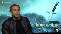 Interview with Charlie Hunnam ('King Arthur: Legend of the Sword')