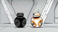 'Star Wars' BB-8 meets BB-9E