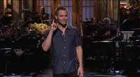 Chris Pine Monologue in 'Saturday Night Live'