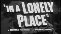 'In a lonely place' Trailer