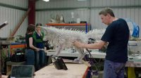 'Star Wars:The last Jedi' how a crystal fox is made