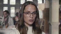 'Submergence' Trailer