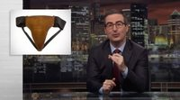 John Oliver ('Last Week Tonight') bought Russell Crowe's jockstrap from 'Cinderella Man'