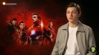 Tom Holland's favourite Marvel films