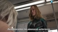 Spanish subtitled trailer 'Captain Marvel'