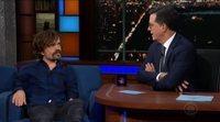 "Peter Dinklage: ""I read Dakota Johnson's parts to help Jamie Dornan with his lines"""