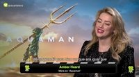 Amber Heard ('Aquaman') claims more female presence behind the camera