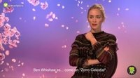 Emily Blunt on becoming Mary Poppins and her children's reaction