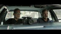 Trailer 'Dragged across concrete'