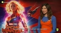 "Gemma Chan ('Captain Marvel'): ""Doing a casting for Marvel it's the most secretive process I've been"""