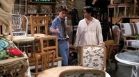 'Friends' clip: Joey and Chandler go to buy a table