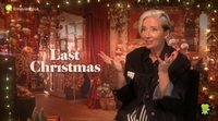 """Interview with Emma Thompson: """"'Last Christmas' is our present to everyone"""""""