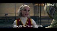 Subtitled Trailer Season 3 'Chilling Adventures of Sabrina'