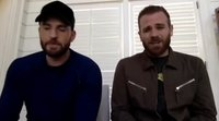Chris Evans and his brother Scott play the Bro Couples Challenge