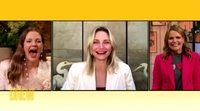 Cameron Diaz surprises Drew Barrymore for her 46th birthday