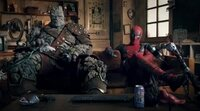 Deadpool and Korg react to the 'Free Guy' trailer