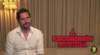 'The Suicide Squad': Juan Diego Botto Interview