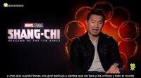 "Simu Liu: ""'Shang-Chi' is a bridge between cultures and people"""