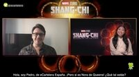 """Awkwafina: ('Shang-Chi'): """"I'm really excited about meeting Groot"""""""