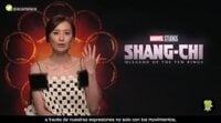 Fala Chen Interview ('Shang-Chi and the Legend of the Ten Rings')