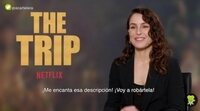 Interview - Noomi Rapace ('The Trip')