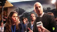 Interview with Darren Aronofsky, Emma Watson and Jennifer Connelly, 'Noah'