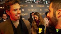 Interview with Sam Claflin, 'The Hunger Games: Mockingjay - Part 1'