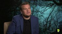 Interview with James Corden, 'Into the Woods'