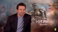 'Chappie' Interview with Hugh Jackman