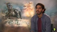'Chappie' Interview with Dev Patel