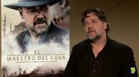 Interview with Russell Crowe, 'The Water Diviner'