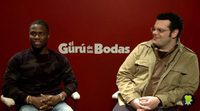 Interview with Kevin Hart and Josh Gad, 'The Wedding Ringer'