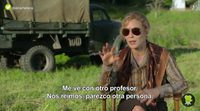 """Noomi Rapace: """"For me it's not dark movie, it's not depressing at all"""""""