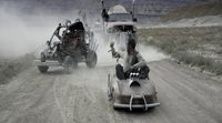 'Mad Max: Fury Road' Paintball