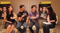 The 'Teen wolf's cast tries to guess TV abs