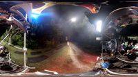 'Jurassic World' - 360° motorcycle ride