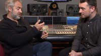 Sam Smith and Sam Mendes talk about the creation of 'Writing's on the wall'