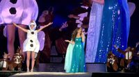 'Let it go' - Taylor Swift and Idina Menzel
