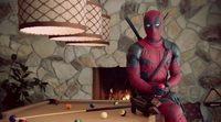'Deadpool' shows men how to touch themselves