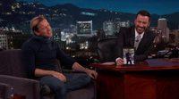Ewan McGregor at Jimmy Kimmel Live