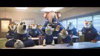 Giant elephant in the room 'Zootopia' clip