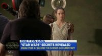 'Star Wars: Secrets of the Force Awakens' documental trailer