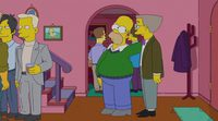 Sneak Peek 'The Simpsons' Episode 'The Burns Cage' Season 27 #1
