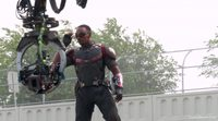 'Captain America: Civil War' Falcon featurette