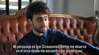 Clip 'Victor Frankenstein' Daniel Radcliffe